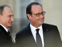 Оланд покани Путин на конференцията на ООН за климата в Париж
