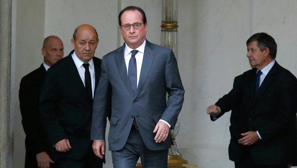 Оланд: Широката коалиция с Русия и САЩ ще нанесе решаващия удар върху ИД