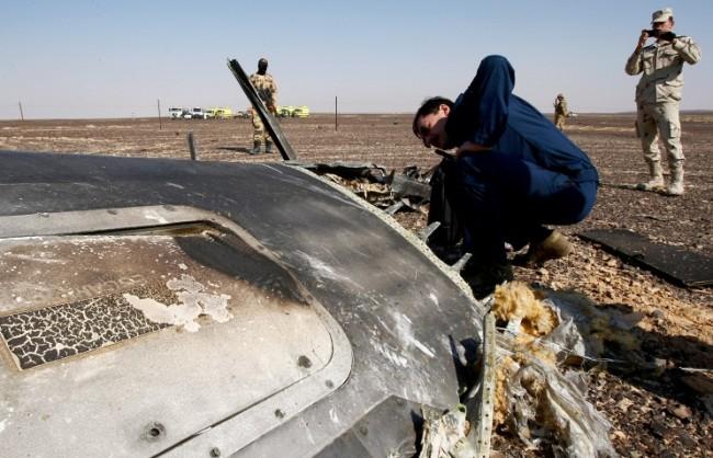 """""""Когалимавиа"""": Причина за катастрофата на А321 може да е механично въздействие във въздуха"""