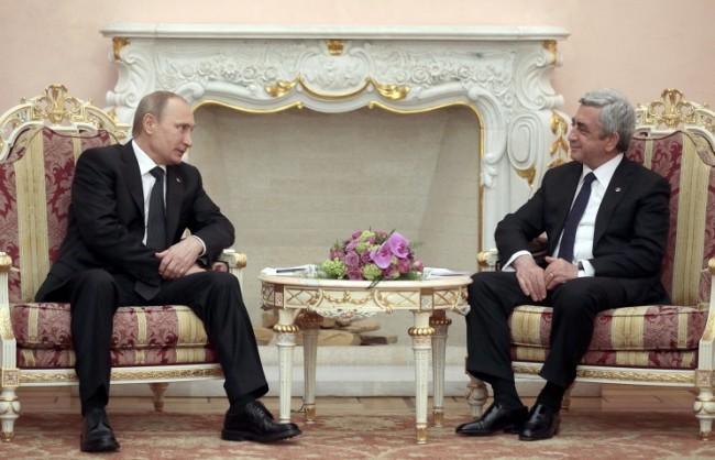 Путин разпореди да бъде подписано споразумение с Армения за създаване на обединена система за ПВО