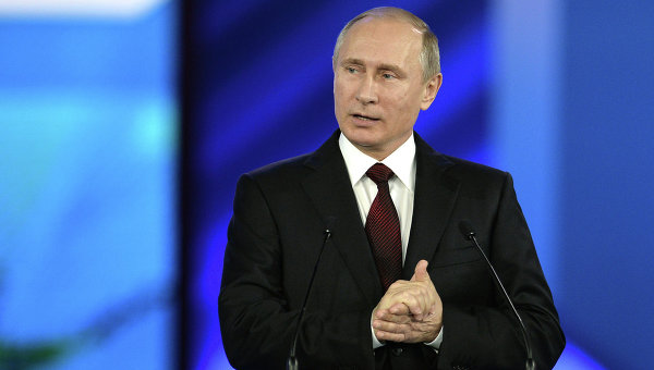 Путин: За руснаците е много важно да носят съзнанието за единен народ