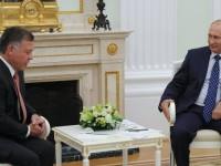 Путин и кралят на Йордания ще обсъдят сирийската криза и борбата с тероризма