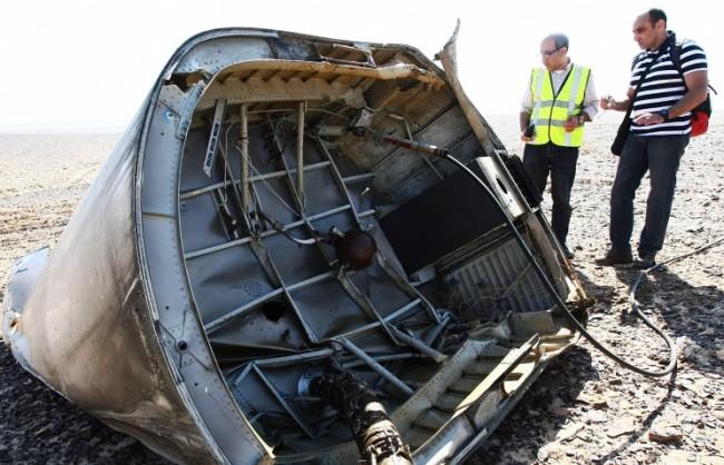 Путин и Камерън обсъдиха ситуацията около катастрофата на А321