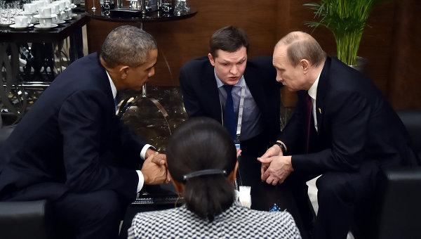 Путин и Обама съгласни, че сирийците сами трябва да проведат реформи