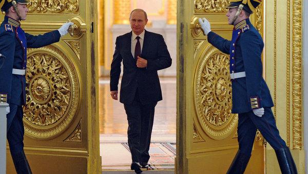 Путин ще се обърне с послание към Федералното събрание на 3 декември