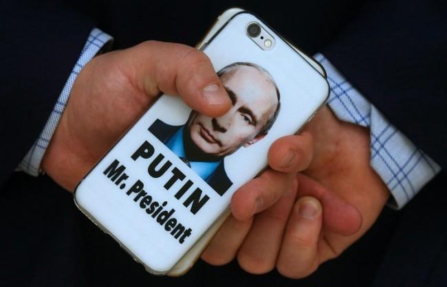 ВЦИОМ: Рейтингът на Путин е на върха на максималните си стойности – 87-88%