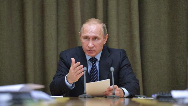 Путин: Русия не се впуска в надпревара във въоръжаването