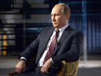 """Руският президент даде интервю за """"Интерфакс"""" и """"Анадола"""" в навечерието на срещата на Г-20 в Турция"""