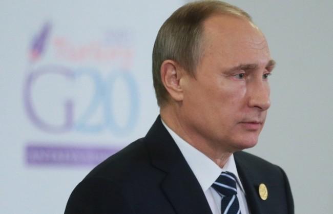 Путин даде пресконференция, в която обобщи резултатите от срещата на върха на Г-20