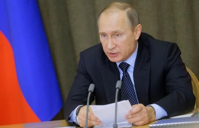 Путин: Русия ще открие терористите във всяка точка на планетата и ще ги накаже