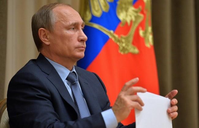 Путин: Операцията на руските военни в Сирия се провежда за защита на Русия и нейните граждани