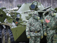 Робот за войските за радиационна, химическа и биологична защита ще бъде разработен в Русия през 2017 г.