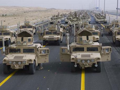 САЩ се готвят за война с Русия и Китай