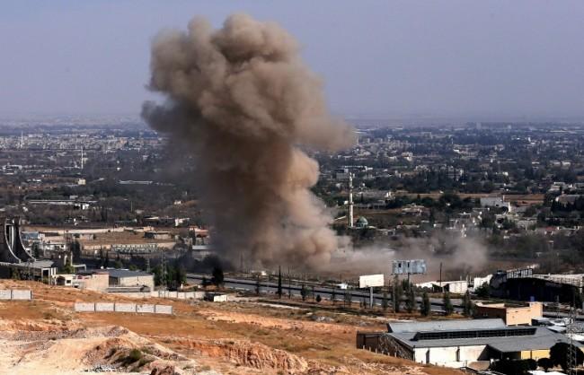Руският Генщаб: От началото на операцията в Сирия ВКС на РФ е нанесла удари по 2084 обекта на терористите