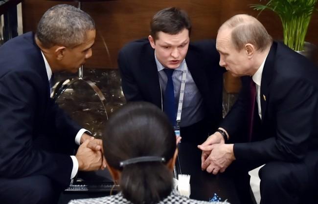 Песков: Срещата между Путин и Обама не бе преломна, но имаше конструктивен характер