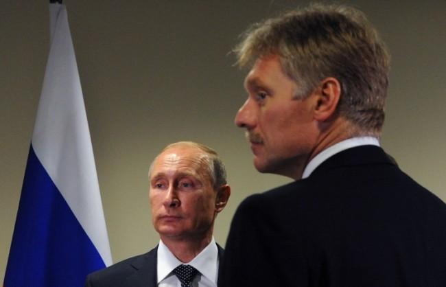Песков: Среща между Путин и Ердоган на конференцията в Париж не се планира