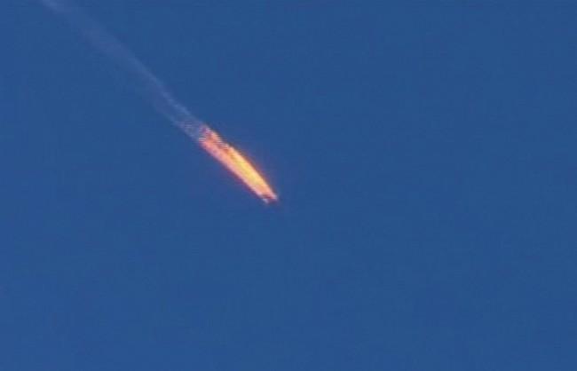 Генщабът на РФ: Според точните данни за обективен контрол Су-24м не е пресичал границата с Турция