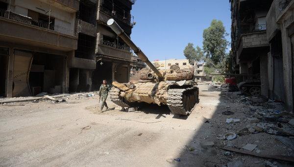 """ВВС на Сирия: Терористите от """"Ислямска държава"""" имат ПЗРК, поразяващи цели на височина до 4,5 км"""