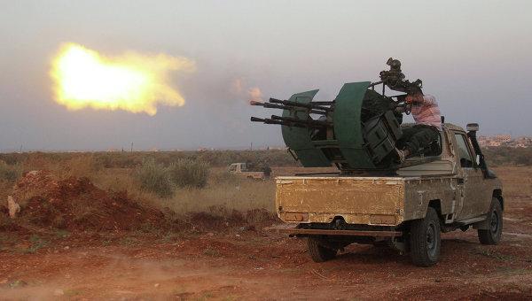Захарова: Терористите продължават да получават големи партиди оръжие