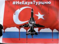 """Песков: Турският бизнес в Русия """"бие сигнал за тревога"""" след инцидента със Су-24"""