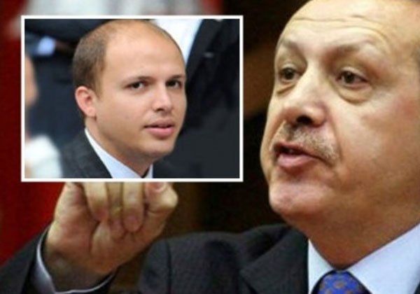 """Синът на Ердоган купува петрола от терористите от """"Ислямска държава"""""""