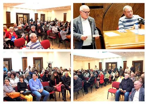 """Учредена е структура на националното движение """"Русофили"""" в Несебър"""
