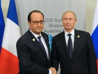 Франция и Русия ще координират ударите срещу ИД