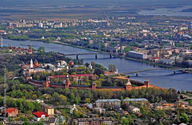 Обекти на световното наследство на ЮНЕСКО в Русия – Историческите паметници на Великий Новгород и околностите