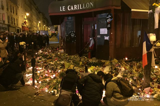 Парижките терористи си поръчали автоматите по Интернет от Германия