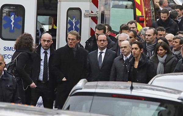 Терорът в Париж и вината на разузнавателните служби