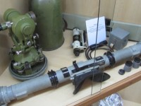 Най-старият уред е секстантът, който служи за измерване на ъгли. / БГНЕС.