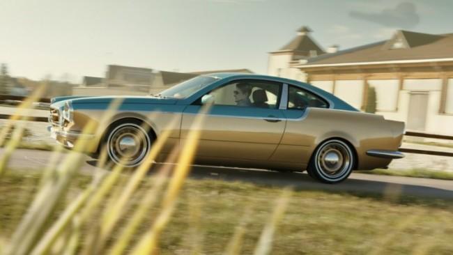 Нов луксозен руски автомобил