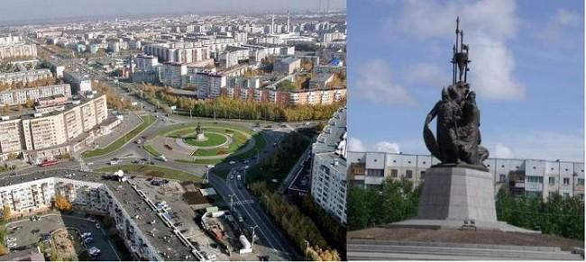 Сургут е най-добрият град за живеене в Русия