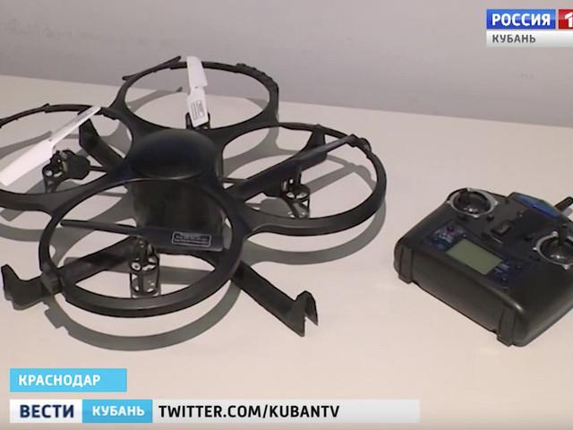 Прототип на летяща прахосмукачка представи руският студент