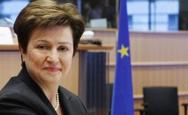 К. Георгиева: С повече от половината от населението на Земята от жени е въпрос само на време една от тях да оглави ООН
