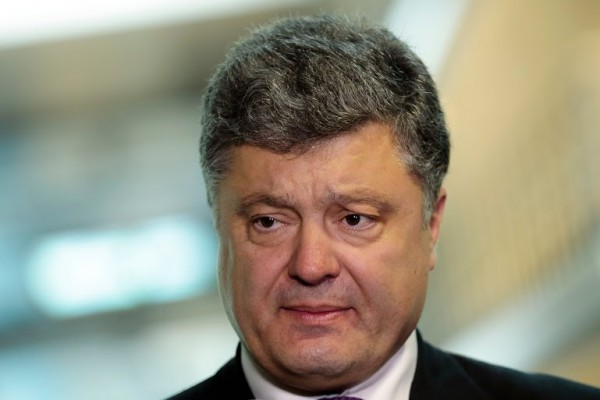 """Протестиращите в Украйна: """"Порошенко разпъва чадър над корупцията"""""""