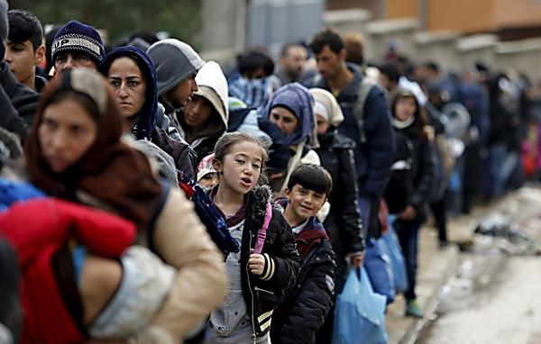 България обвинена в брутално отношение към бежанците