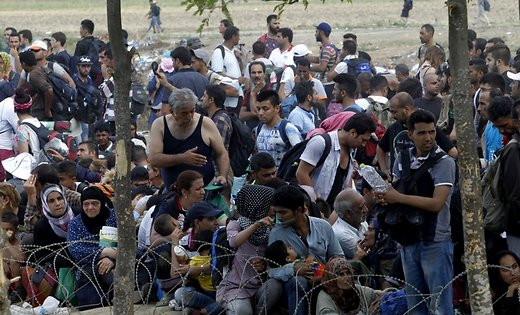 Секретен документ твърди: Германия бе предупредена за мигрантската вълна