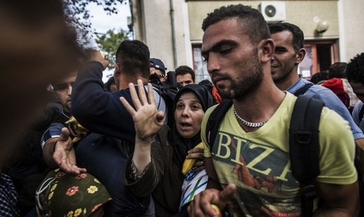 Австрийският министър: Само 20 на сто от бежанците са сирийци