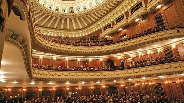 """""""Българска Токата"""" на сцената на Операта"""