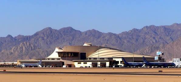 Египет повишил началника на летището в Шарм ал-Шейх, дни след като руският самолет катастрофира