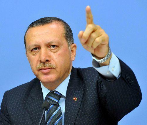 Ердоган: Няма да позволим на никого да премине на запад от река Ефрат