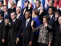 В турския град Анталия премина поредната среща на върха на Г20. Снимка: AP.