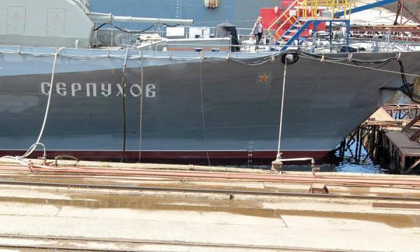Черноморският флот получи най-новите ракетоносци-невидимки