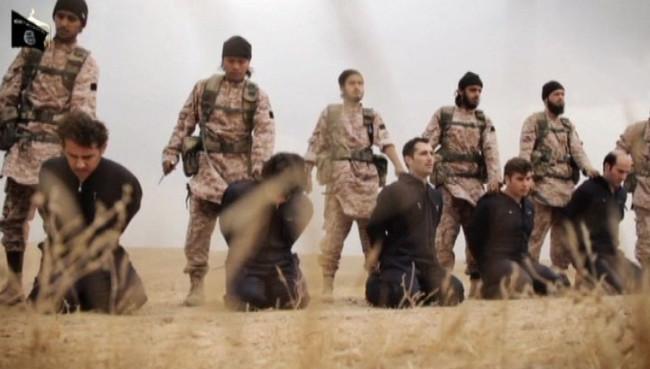 ИД пое отговорността за убийството на сирийски боец