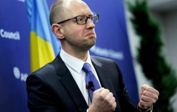 Яценюк се размечта: Дойде време да си върнем Крим!