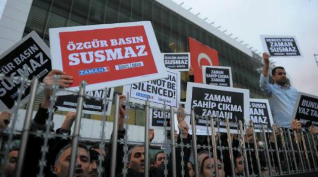 Репресиите в Турция не спират