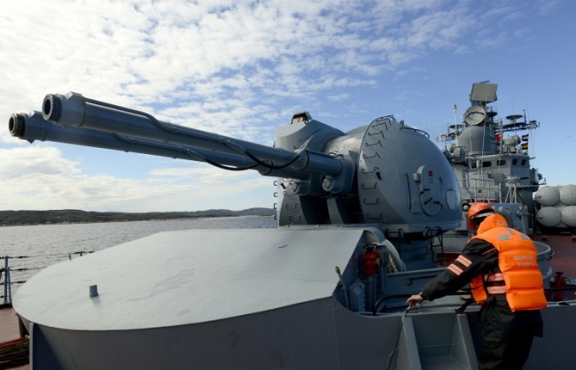 Създават антитерористични щабове в морските райони на Русия