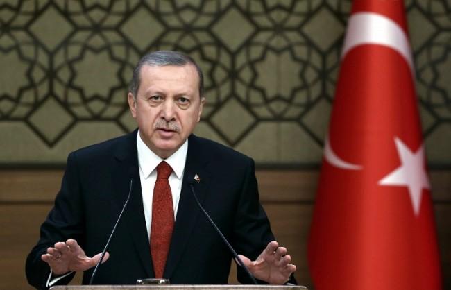Reuters: Ердоган заяви, че Турция е разположила свои войски в Ирак по молба на местните власти
