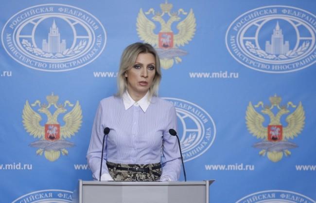 Захарова: Предложението да отпишем част от дълга на Киев на фона на удължаването на санкциите звучи забавно